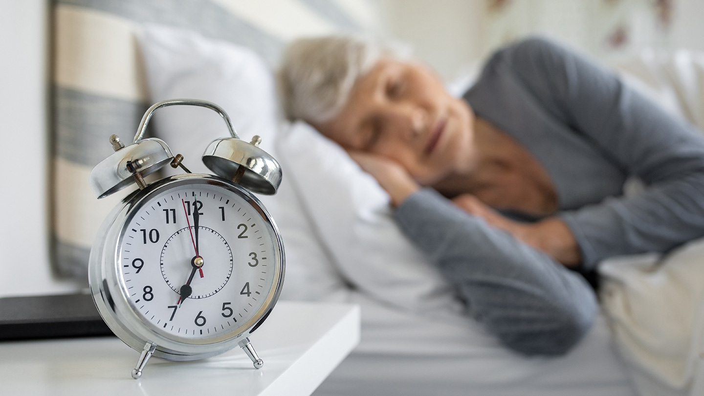 Seven is the Magic Number of Sleep Hours