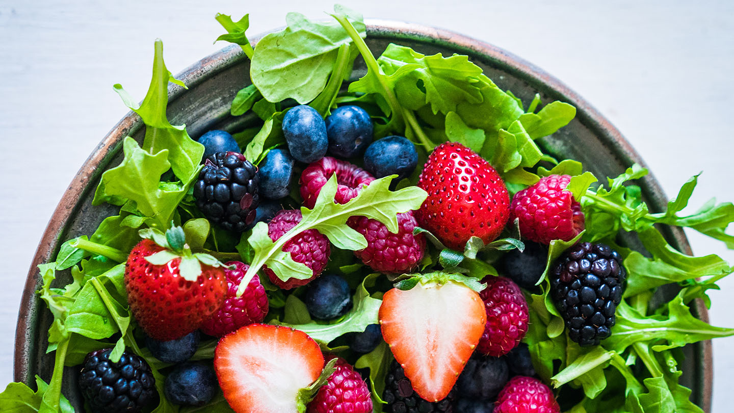 Berry Good for Brain Health
