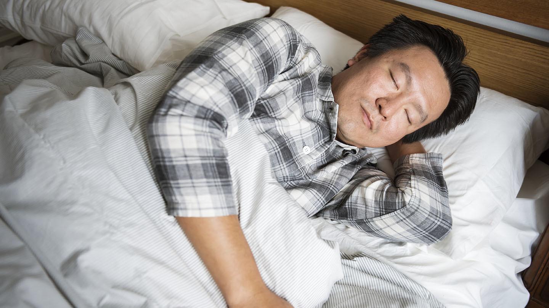 眠りの間に脳内で起こっていること