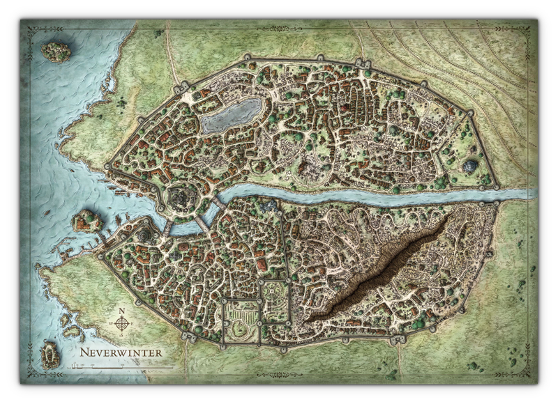 City of Neverwinter