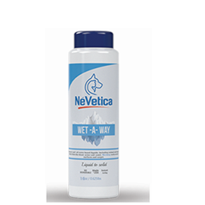 NéVetica Wet-A-Way (small)