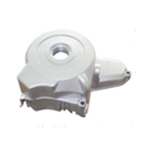 Left Engine Crankcase Cover; Metal Color For Ata 110 B/B1
