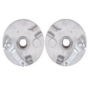 Drum Brake Backing Plate Set For Boulderb1 111928