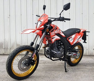 New 2020 Bashan MotoMax 250, 5 speed, Air Cooling, Single Cylinders, Electric/Kick