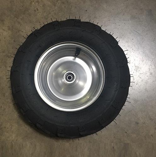 Front Wheel Assy. Left Side