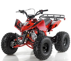 Apollo Sniper 125cc ATV