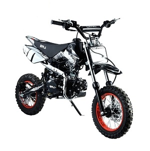 BMS PRO 110 DIRT BIKE, 110CC SINGLE CYLINDER 4-STROKE, AIR COOLED