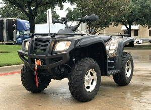 Cazador Commander 500 EFI 4X4 Workhorse ATV