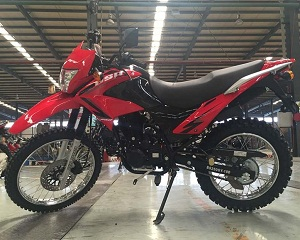 Roketa DB-41H 250cc 2020 Dirt Bike,  Electric & Kick Start