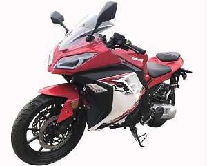 New Falcon 250cc Automatic Sport Bike, Single Cylinder Water-Cooling