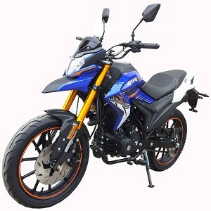 Roketa DB-47-250cc (2018) Dirt Bike, 4-Stroke, Single Cylinder, Air Cooling
