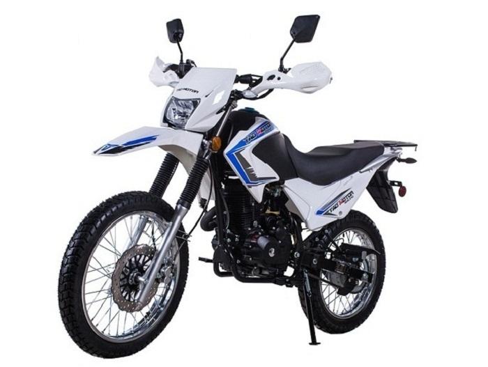 New dirt bike 250 cc Enduro