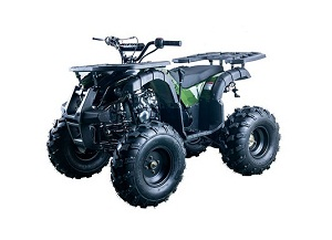 Vitacci Rider 10 125Cc ATV, Single Sylinder, 4 Stroke,Air-Cooled