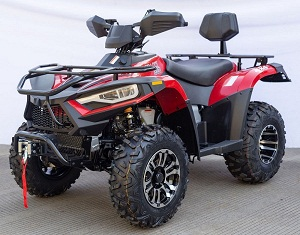 Vitacci Terminator 300cc 4X4 ATV, 4 Stroke, Single Cylinder, Water Cooling, Electric Start