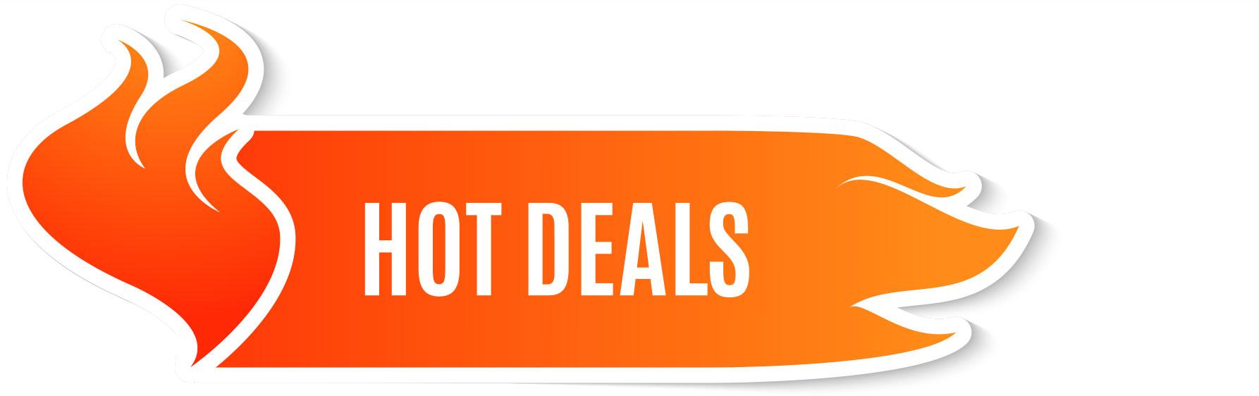 Hot pc deals