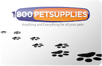 1800PetSupplies.com gift card