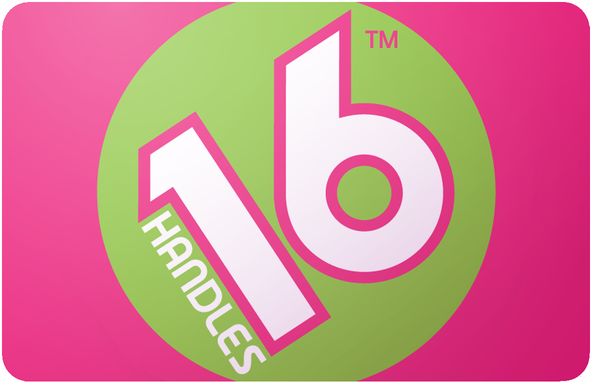 16 Handles gift card
