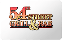 54th St Grill & Bar gift card