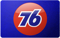 76 Gas gift card