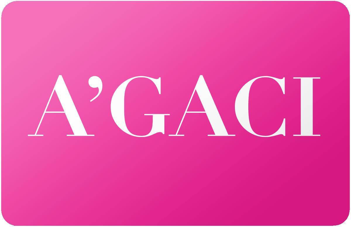 A'Gaci gift card