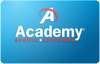 Academy Sports gift card