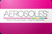 Aerosoles gift card