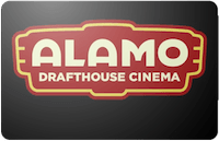 Alamo Cinema  gift card