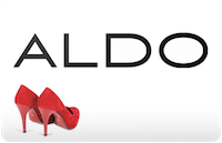 Aldo Shoes gift card