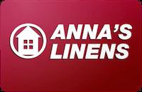 Annas Linens gift card