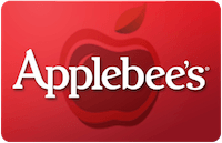 Applebee`s gift card
