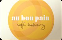 Au Bon Pain gift card