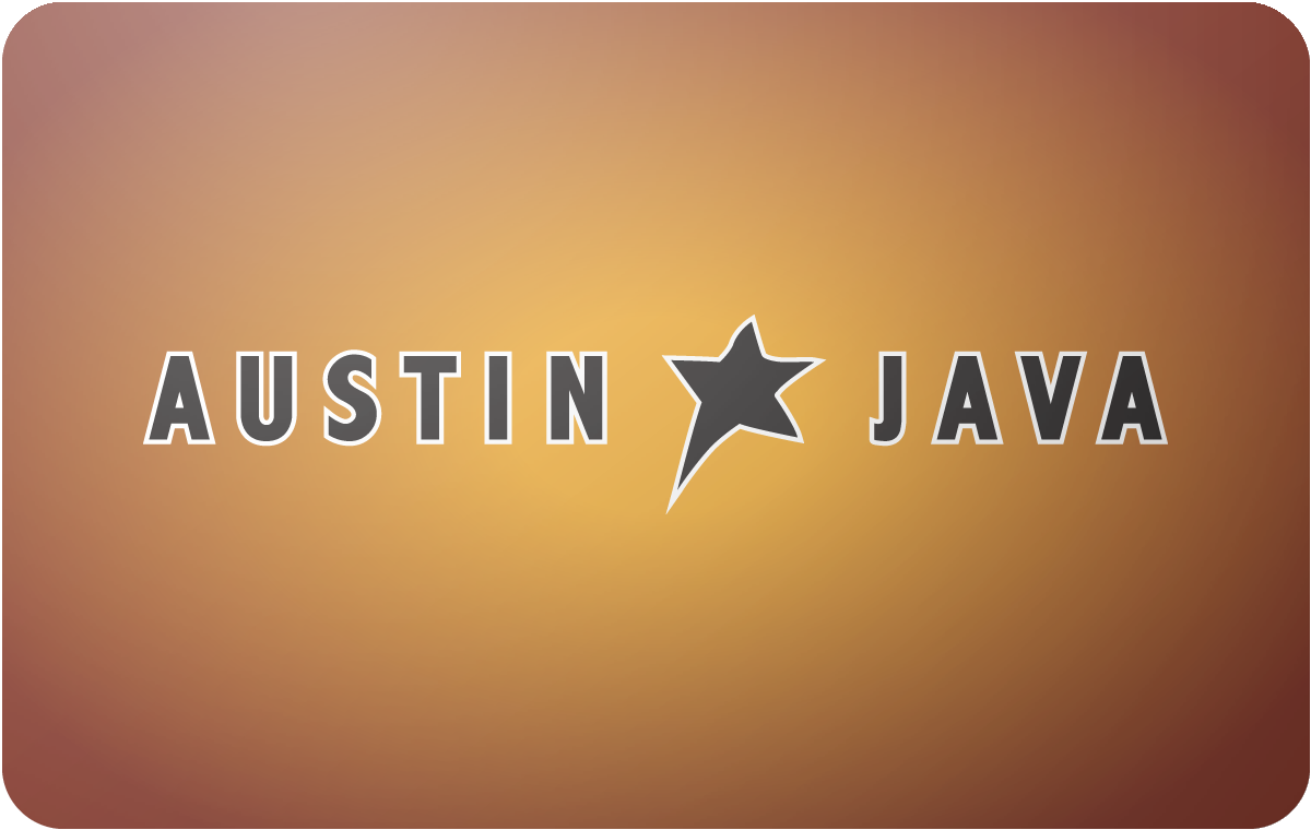 Austin Java gift card