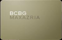 BCBGMAXAZRIA gift card