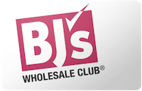 BJ's Wholesale Club gift card