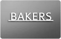 Bakers Shoes gift card