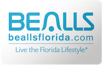 Bealls Florida gift card