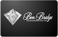 Ben Bridge gift card