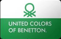 Benetton gift card