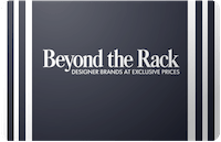 Beyond the Rack gift card