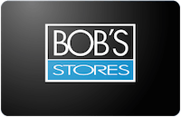Bob's Stores gift card