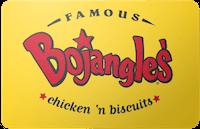 BoJangles gift card