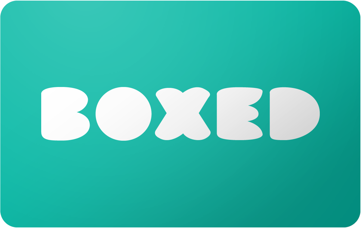 Boxed.com gift card