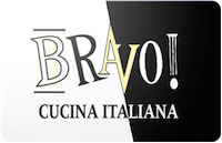 Bravo! Cucina Italiano gift card