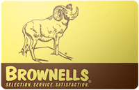 Brownells gift card