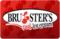 Bruster's Ice Cream gift card