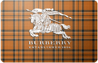 Burberry gift card