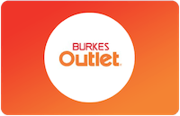 Burkes Outlet gift card