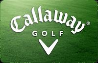 Callaway Golf gift card