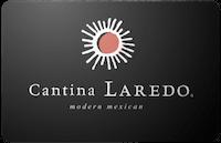 Cantina Laredo gift card