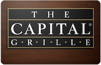 Capital Grille gift card